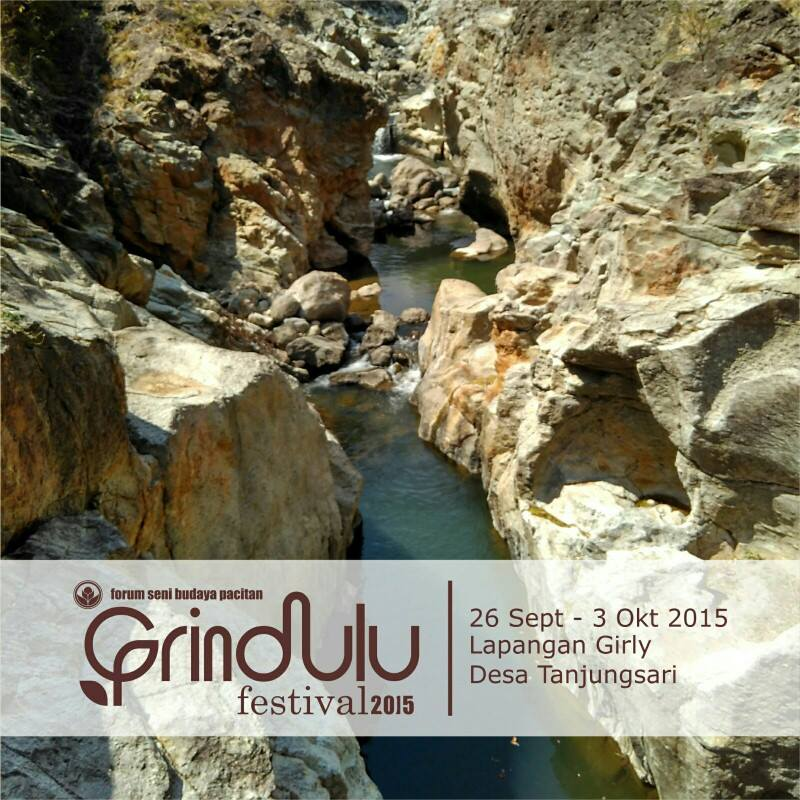 Grindulu Festival - Grindfest 2015 Pacitan [image by google.co.id]