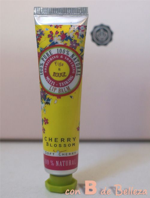 Tinted lip balm de Figs & Rouge