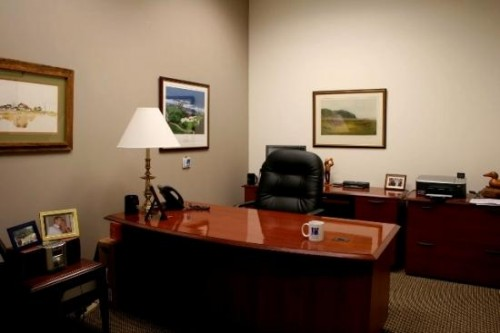 Table Office Interior Placement Or Arrangement
