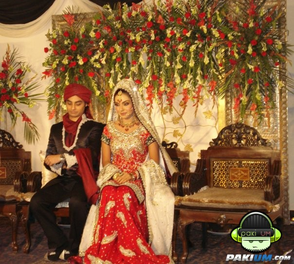 Actress model eshita mehboob wedding pictures for Roohi bano family
