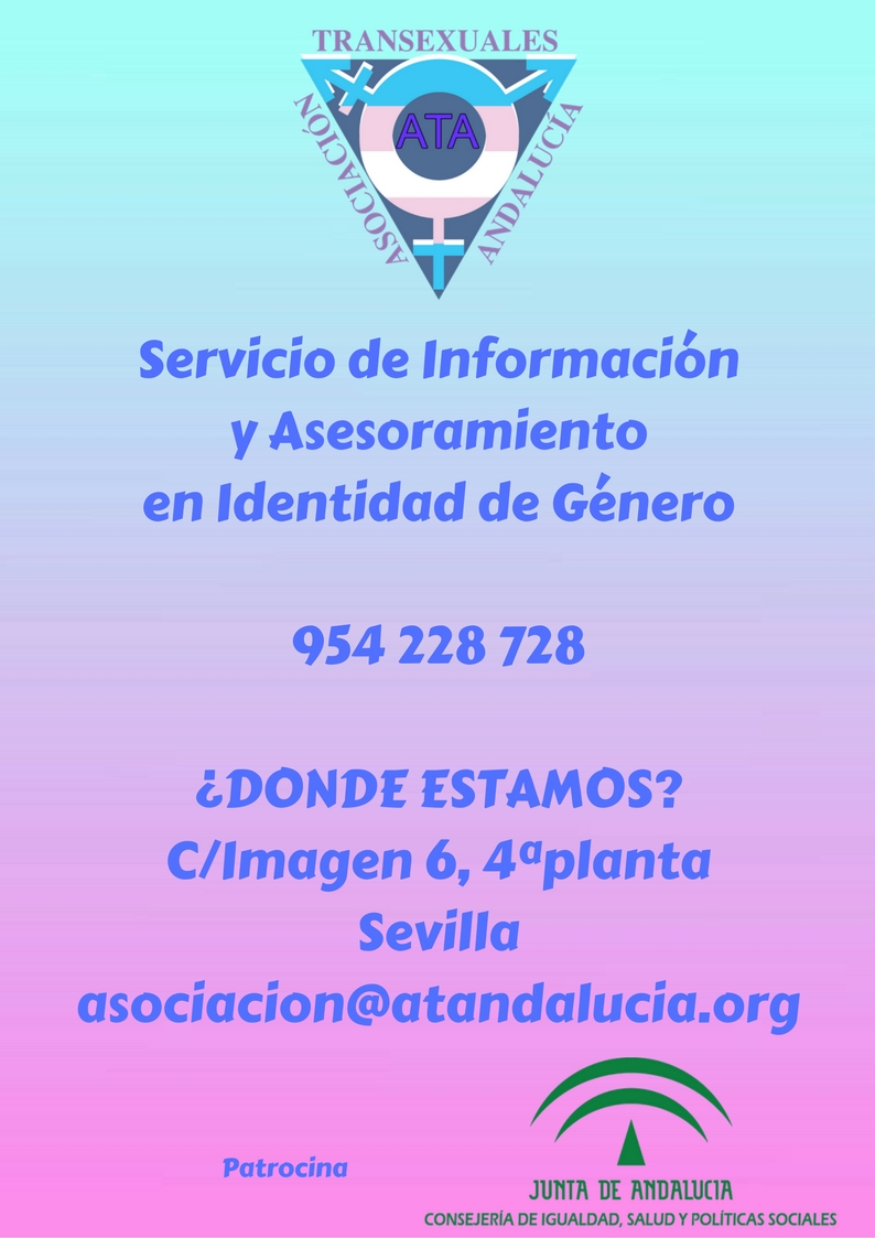 Servicio de Información y Asesoramiento en Identidad de Género