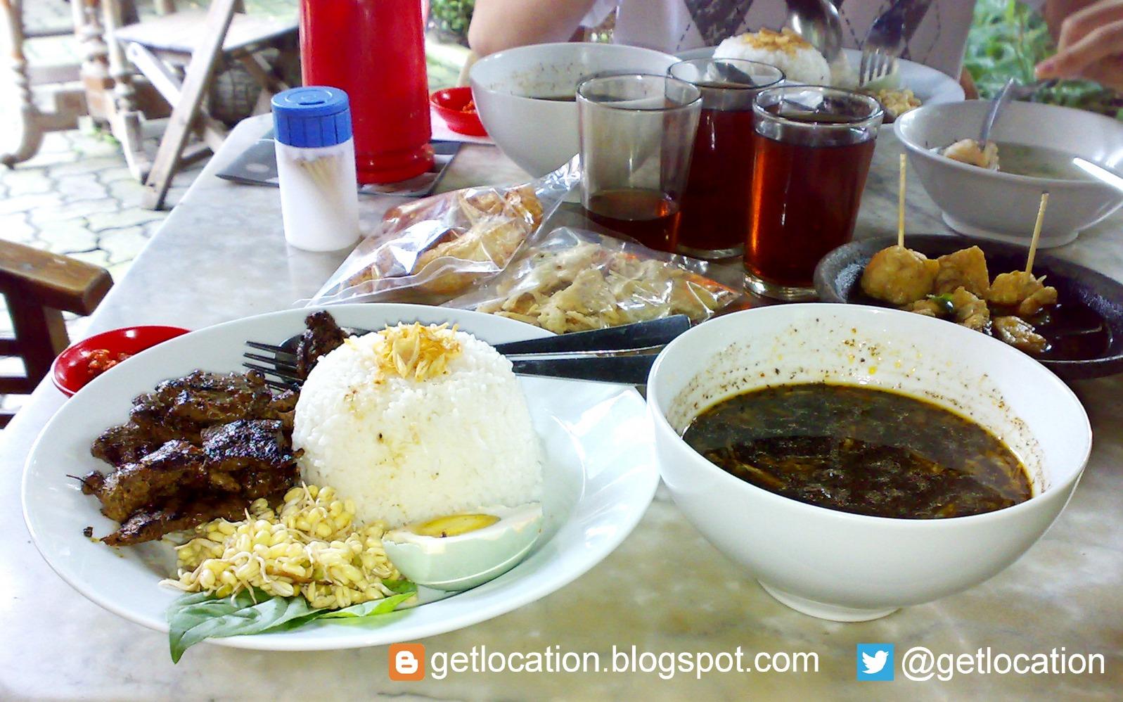 Toko You - Restoran Legendaris Bandung | Lokasi Restoran