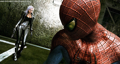 the amazing spider man gameplay