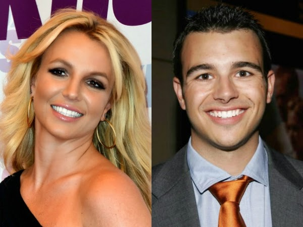 ebersol dating britney spears