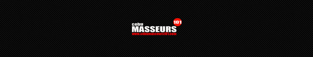 CEBU HOT  MASSEURS 101, MASSAGE WITH EXTRA SERVICE
