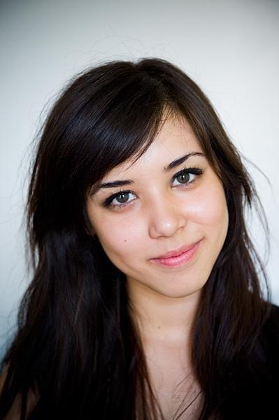Beautiful Girl Facebook Profile