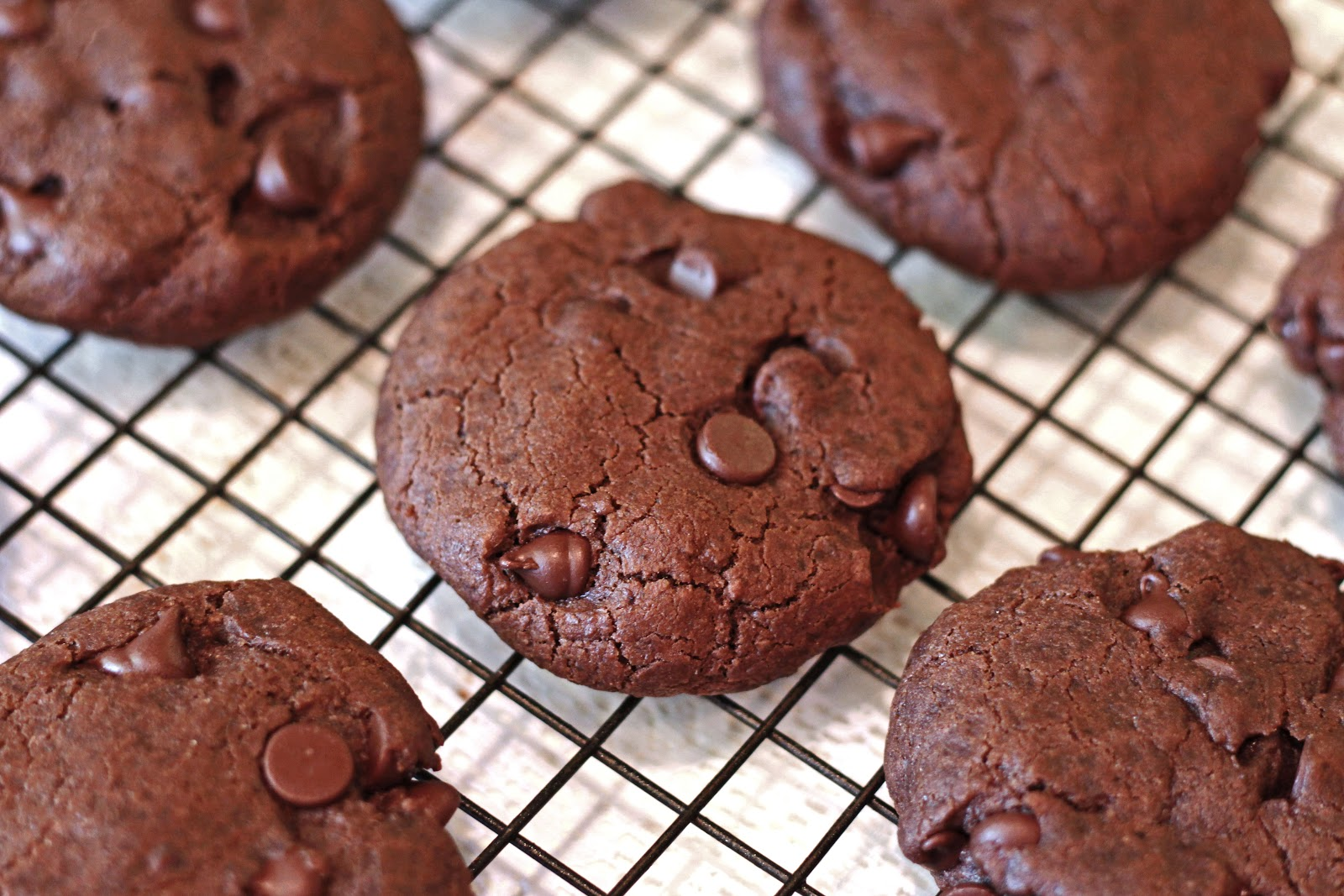 ... Gluten Free Treats: gluten free vegan chocolate chocolate chip cookies