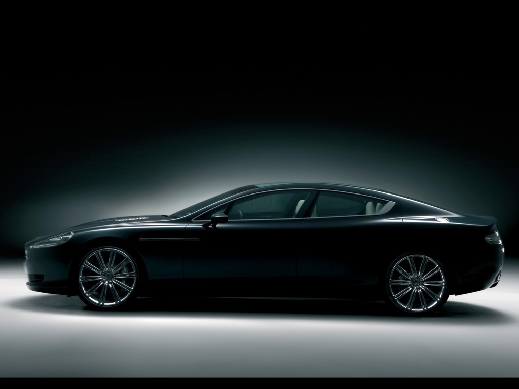 Auto Cars Wallpapers Aston Martin Rapide Pictures
