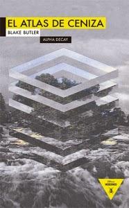 El atlas de ceniza - Portada