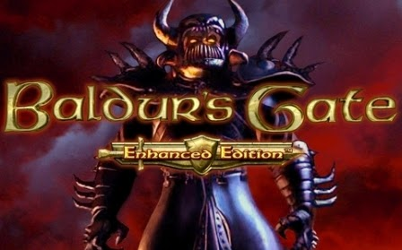Baldur's Gate Enhanced Edition PC Game