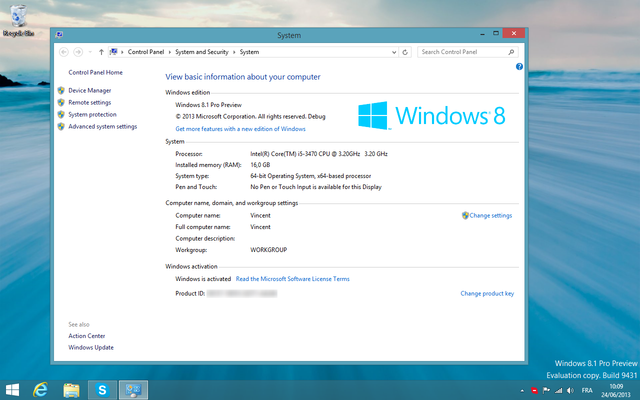 Electrowiks windows 8 1 rtm lien direct for Windows direct