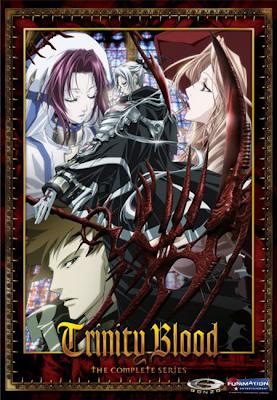 Trinity Blood : ทรินิตี้ บลัด [ซับไทย]