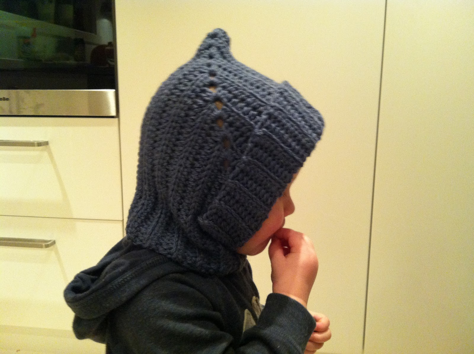 Free Knitting Patterns Kids Balaclava : Free Sewing Balaclava Pattern