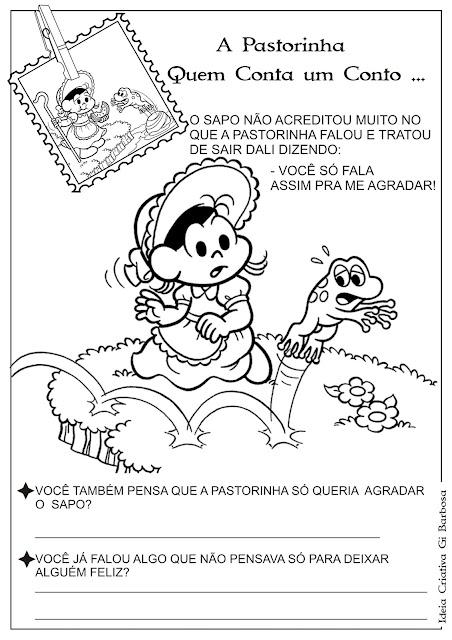 Atividade A Pastorinha - Anfíbios Pág 7