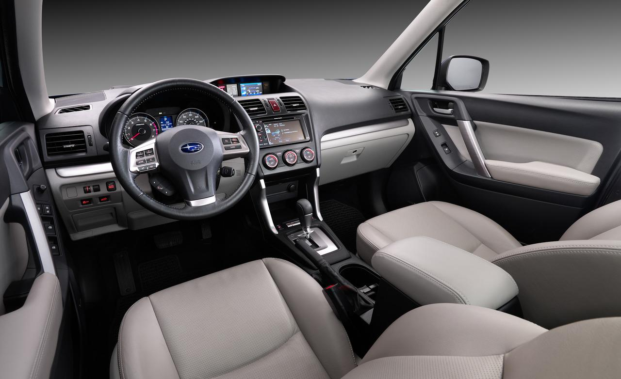 New car models subaru forester 2014 for New interior