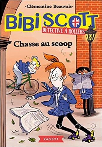 Bibi Scott, Chasse au scoop!