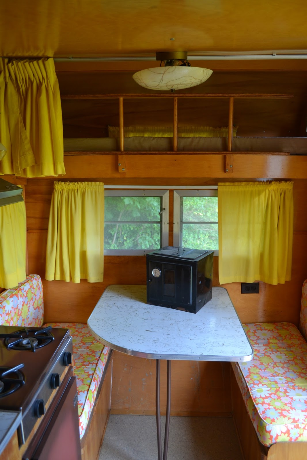 Closet Crafter: 1963 Yellowstone 13 Foot Trailer Is Home!