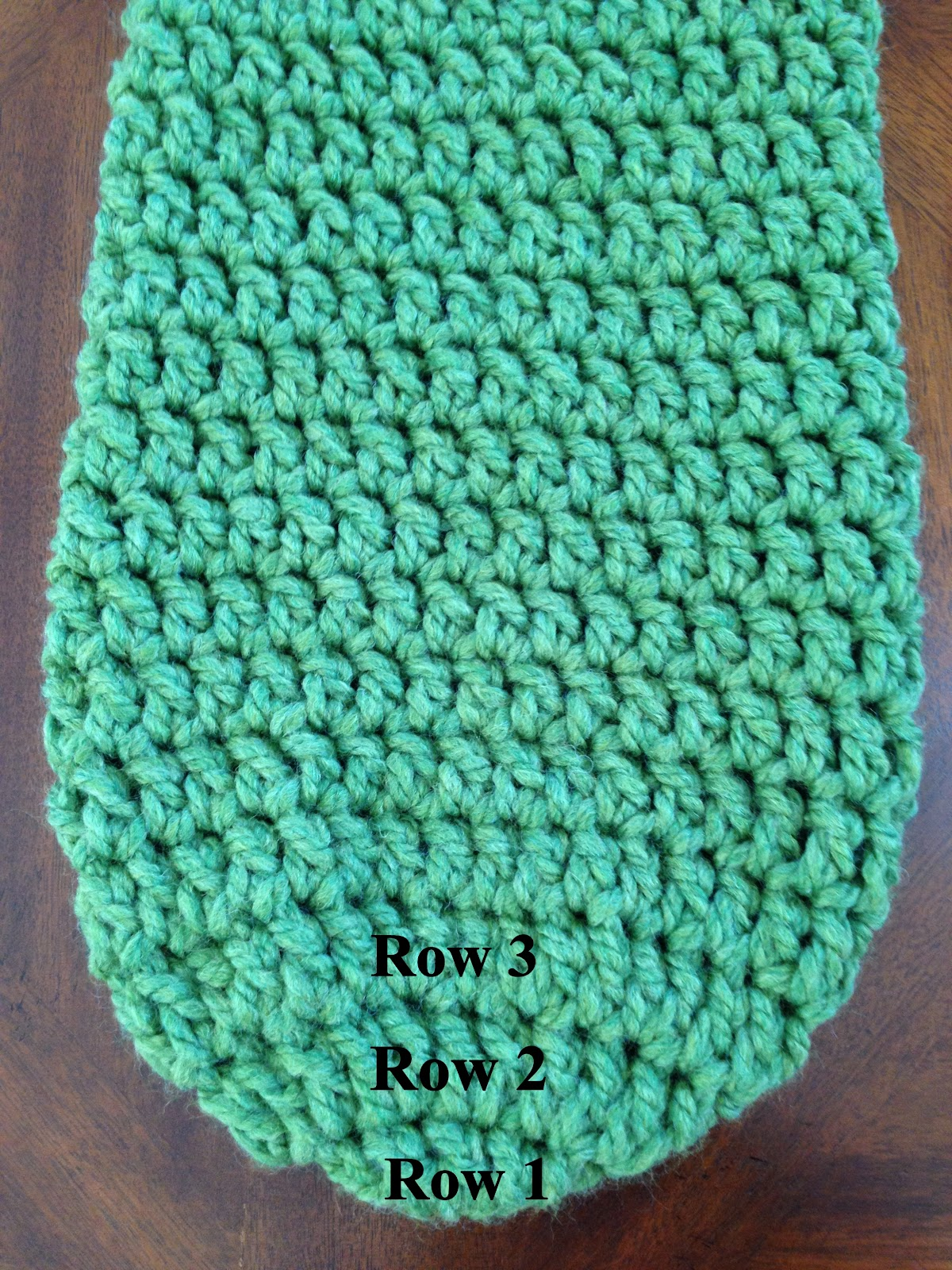 The Florida Crochet Garden: Crochet Baby Cocoon Very Easy ...