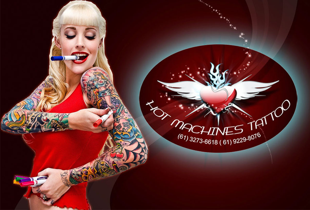 Hot Machines Tattoo e Piercing