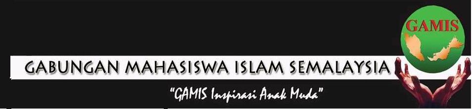 GABUNGAN MAHASISWA ISLAM SEMALAYSIA