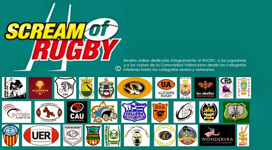SCREAM of Rugby