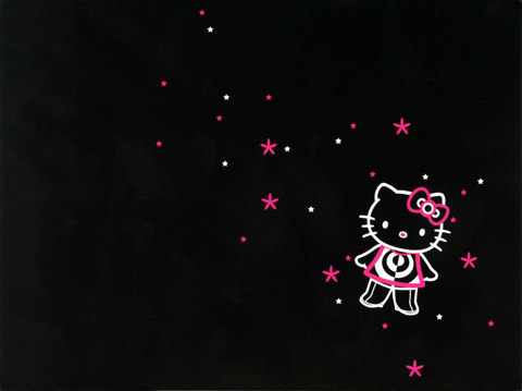 Hello kitty backgrounds
