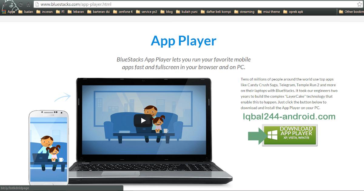Cara Memainkan Game Android di Pc / Laptop (Bluestacks ...