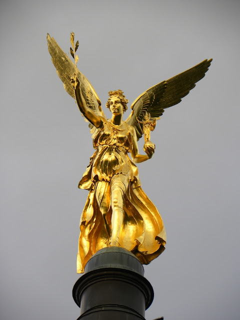 Peace Angel Friedensdenkmal Munich