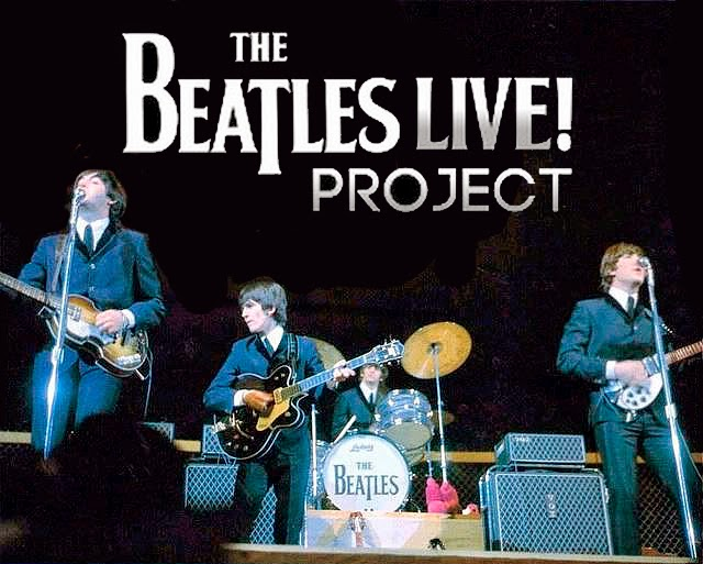 Documentário 'The Beatles Live Project' busca distribuidora em Cannes