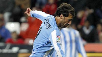 Sporting Gijon 2 - 1 Malaga (2)