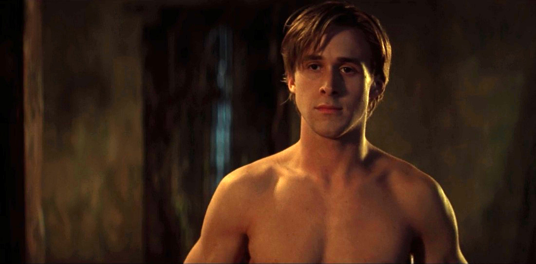 Ryan Gosling in The Notebook. : LadyBoners