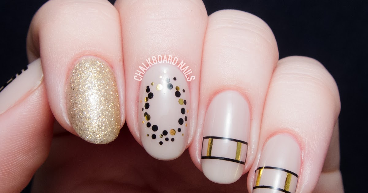 how to make cool nail designs with water