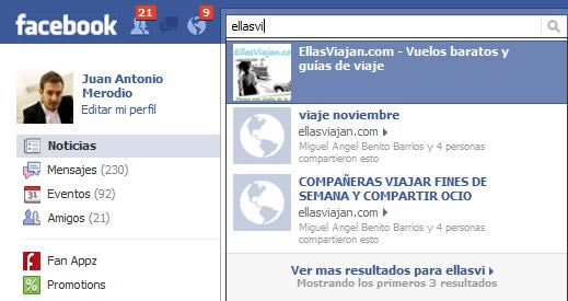 El SEO de Facebook. EOF (Engine optimization Facebook)
