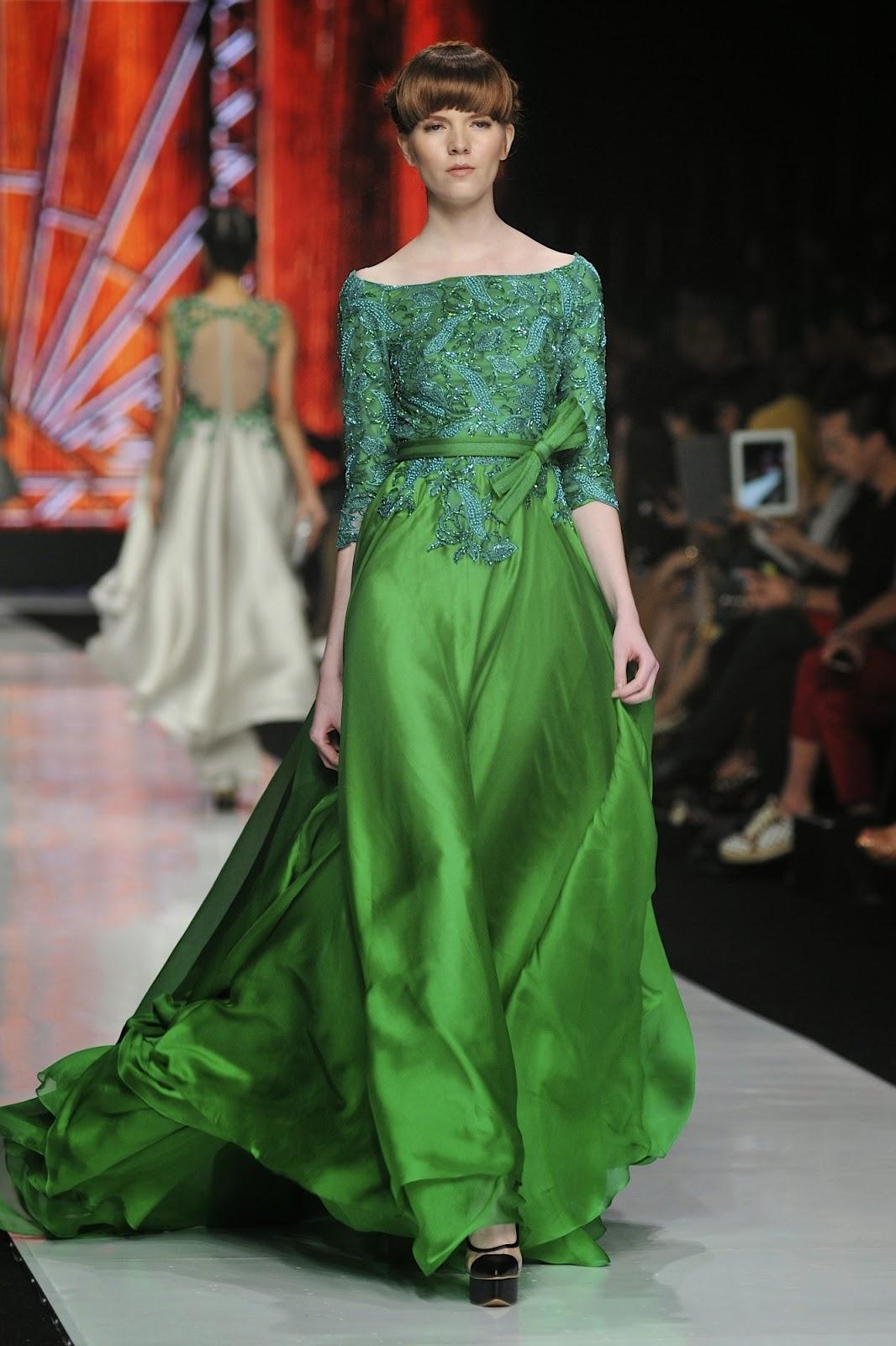 Jakarta Fashion Week 2014 : Beautiful Liar Haute Couture 2014 ...