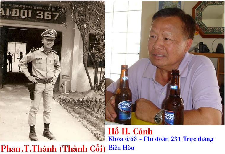 Phan H. Thành và Hồ H.Cảnh