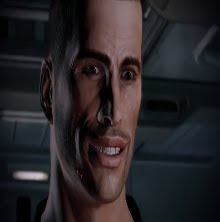 """ I'm Commander Shepard..."