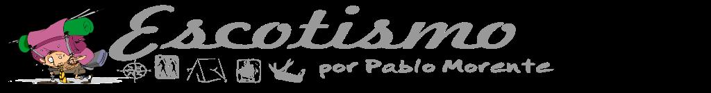 Escotismo por Pablo Morente