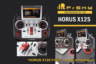 HORUS X12S FrSky