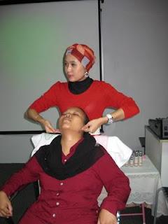 zarraz paramedical, Program keusahawanan zarraz, PKZ 2, Kelas Facial, Kelas Kecantikan