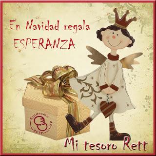 Regalos de navidad Rett