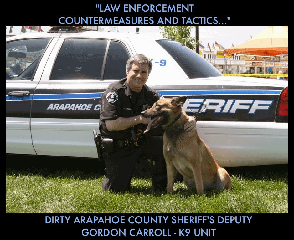 Denver Bible Cult elder & DIRTY Arapahoe Sheriff's K-9 Unit Deputy Gordon Carroll