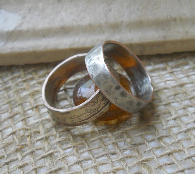 wind dancer studios, coin rings, family time