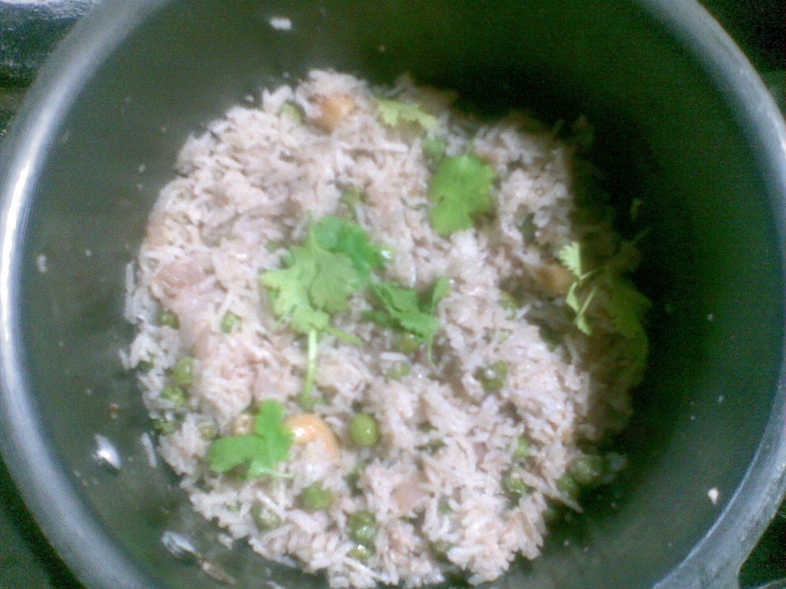 how to cook rice with coconut oil in rice cooker