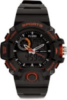 Buy Fluid DMF-006-OR01 Analog-Digital Watch – For Men At 83% OFF Rs. 330 only at Flipkart.