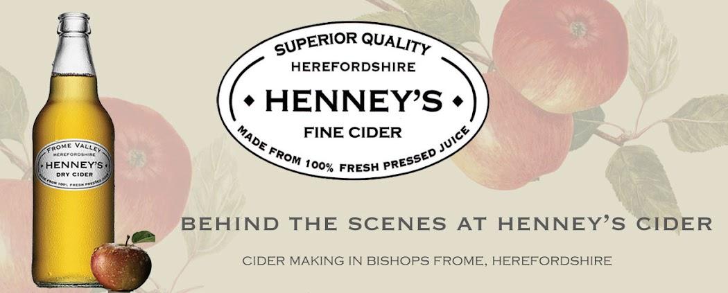 Henney's Cider