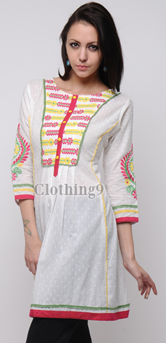 Krosha Designs Crosia Kurtis Knitted Work