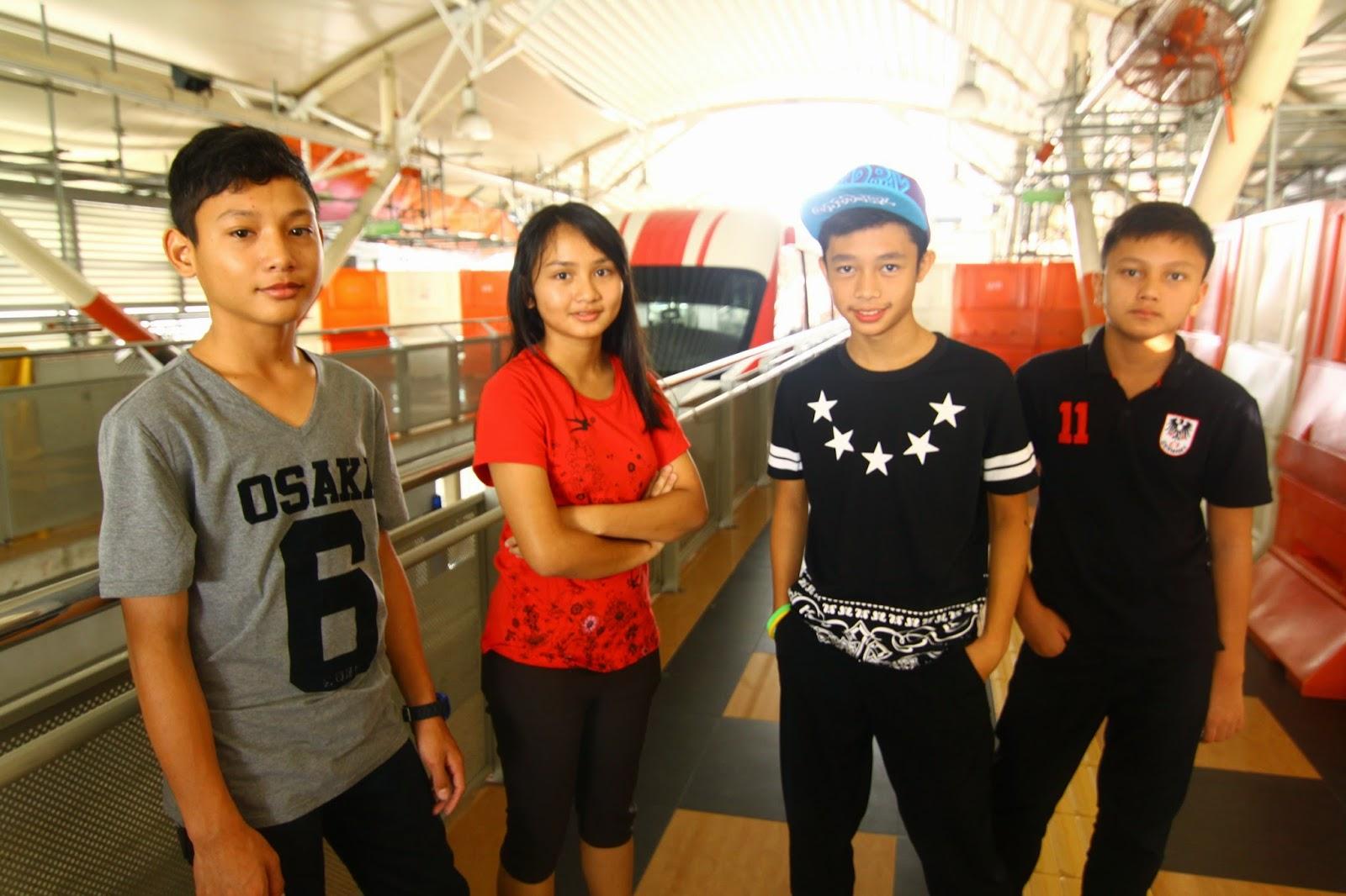 Jalan-jalan lepas Kem Pembangunan Remaja Kreatif 2014 #kamera2014