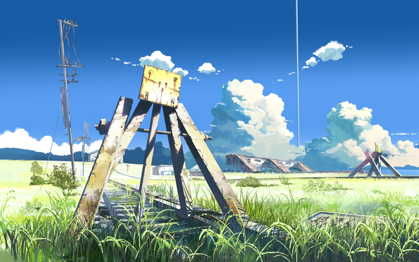 wallpaper depot 10 beautiful anime scenery wallpapers