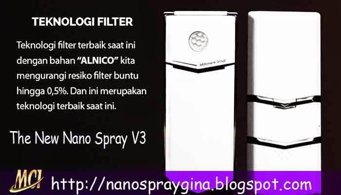7, Keunggulan, Nano, Spray, MCI, Version, 3