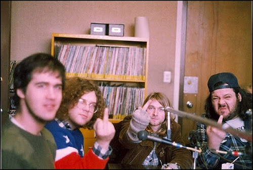 Kurt Cobain PicDump - Imagens Raras